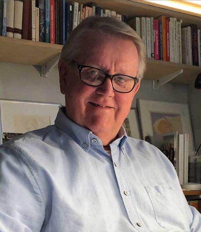 Porträttbild på Hans Göransson
