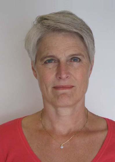 Porträttbild på Maria Grunditz